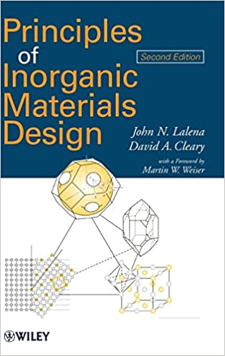 Principles of Inorganic Materials Design