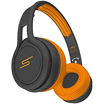 SMS Audio SMS-ONWD-SPRT-ORG STREET by 50 On-Ear Wired Sport Headphones - Orange
