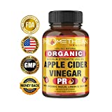 Organic Apple Cider Vinegar Capsules ACV PRO Diet Pills Detox Cleanse for Weight