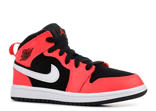 e8e07d5a98aaf Nike Boy's Jordan 1 Mid (PS) Pre-School Shoe: Amazon.ca: Shoes ...