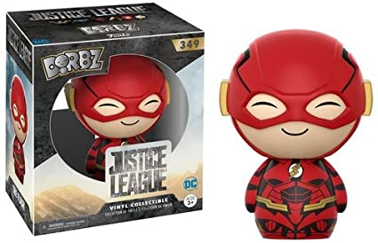 Amazon.com  Funko Dorbz  DC Justice League - Flash  Funko Dorbz ... 7b8823d768fd