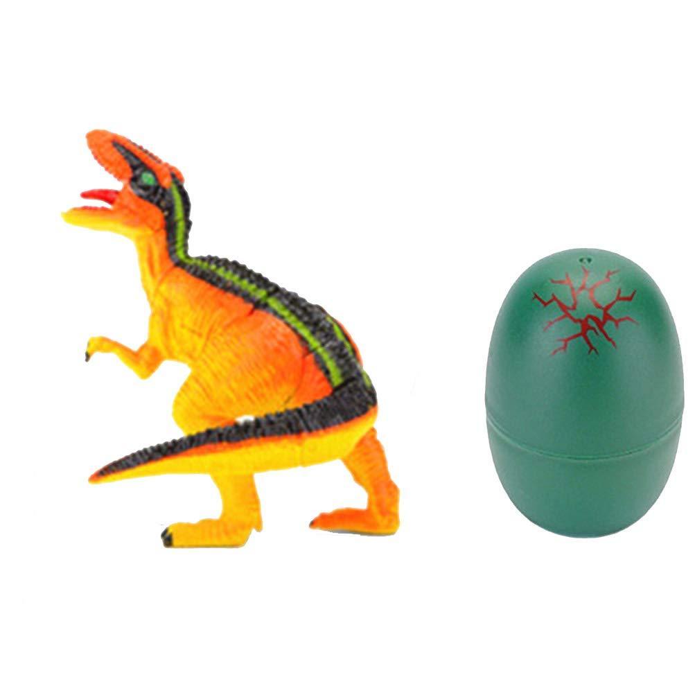 Tarbosaurus ANRUX 3D Dinosaur Puzzles In Dino Eggs,Jurassic Egg Dinosaurs Toys For Kids Party Favors