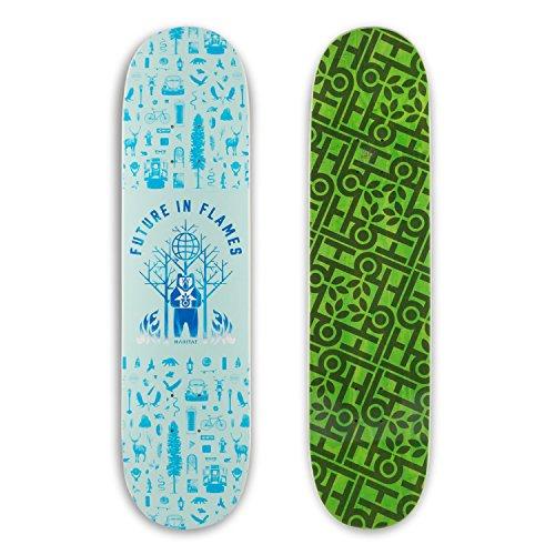 8.5 Skateboard Deck - 9