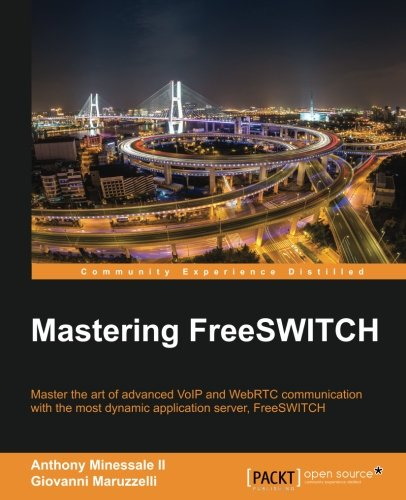 Download Mastering FreeSWITCH pdf