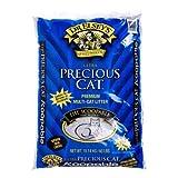 Precious Cat Ultra Premium Clumping Cat Litter- Economy Pkg 80 Pounds (3 Packs)