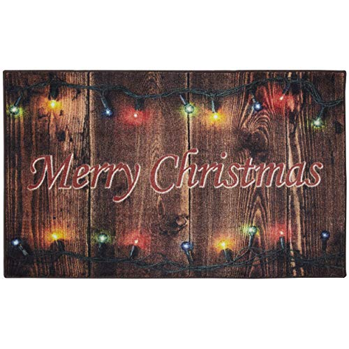 - Mohawk Home ZW001 A416 030050 EC Christmas Lights Multi Area Rug, 2'6x4'2