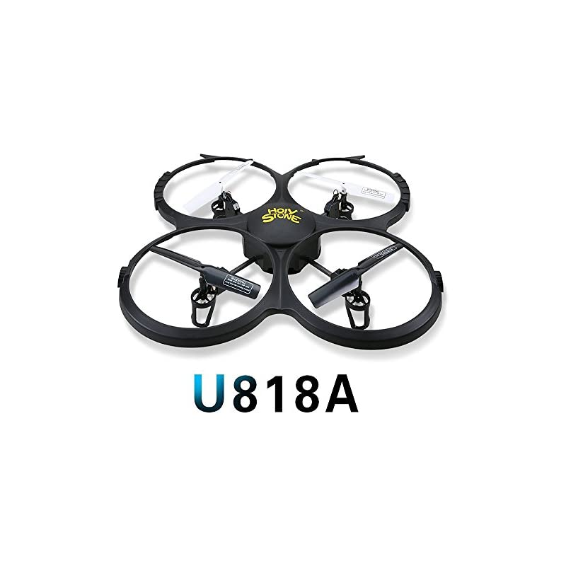 Holy Stone U818A Drone with 720P HD Came