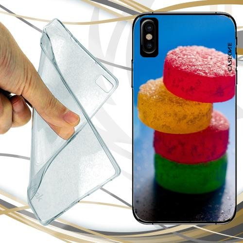 CUSTODIA COVER CASE dolcetti a castello PER IPHONE X