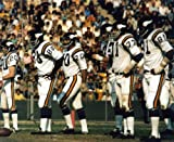 MINNESOTA VIKINGS PURPLE PEOPLE EATERS 8X10 SPORTS ACTION PHOTO (H)