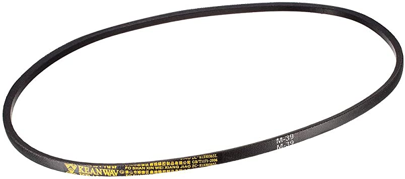 sourcing map K32 Drive V-Belt Girth 32-inch Industrial Power Rubber Transmission Belt