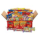Frito-Lay and Quaker Lunch Box Builder, Variety Box of Chips, Snacks, and Chewy Bars, 50 Count Mix