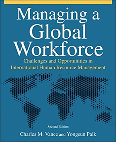managing global workforce ppt