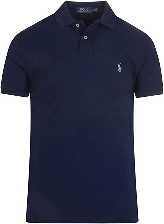 Polo Ralph Lauren SS KC CMFIT PPC Polo para Hombre: Amazon.es ...