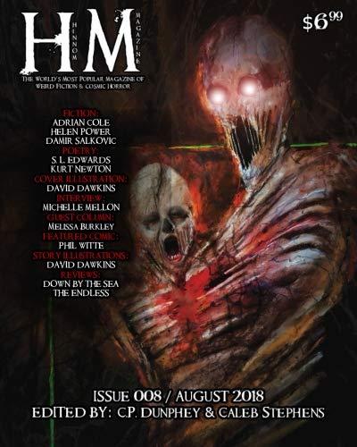 Hinnom Magazine Issue 008 (Volume 8)