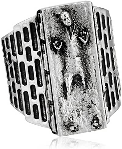 Star Wars by Han Cholo Carbonite Ring