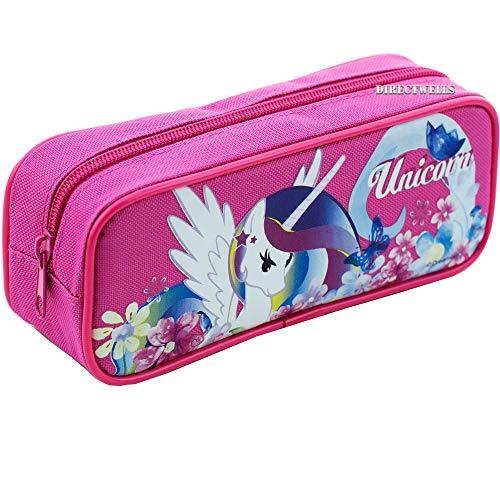 (Unicorn Pink Pencil Case)