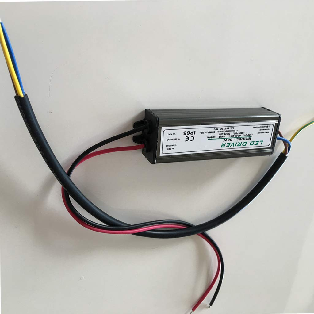 Power Supply Unit 30W Transformer dailymall LED Transformer DC85-265V Driver 30W LED Driver