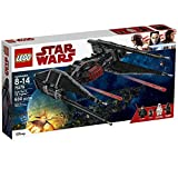 LEGO Star Wars Kylo Ren's Tie Fighter 75179 Building Kit (630 Piece)
