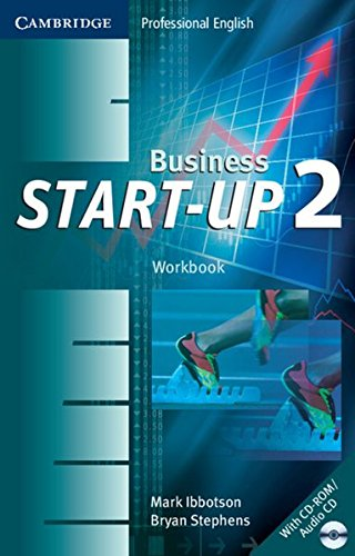 Business Start-up: Workbook + CD-ROM/Audio CD