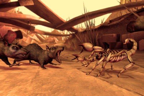 скачать игру Wii Deadly Creatures - фото 11