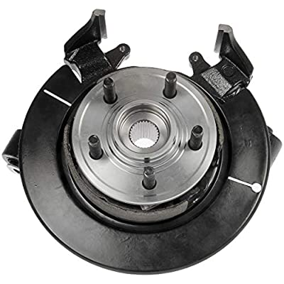 Dorman 698-413 Rear Driver Side Wheel Bearing and Hub Assembly for Select Ford/Mercury Models (OE FIX): Automotive