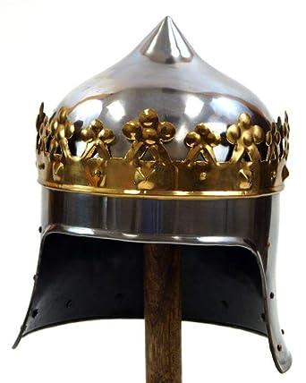 Amazon com: Medieval Store India Robert The Bruce Helmet