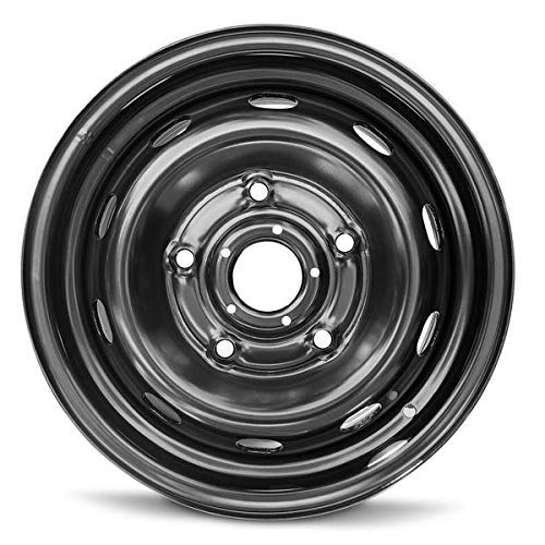 (Bill Smith Auto Parts New Take Off Steel Wheel Rim OEM SRW Road Wheel 10 Holes Fits 15-17 Ford Transit)