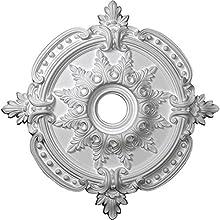 Ekena Millwork CM28BE Ceiling Medallion, Primed