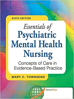 Contemporary Psychiatric Mental Health Nursing 3rd Edition Kneisl Trigoboff Test Bank