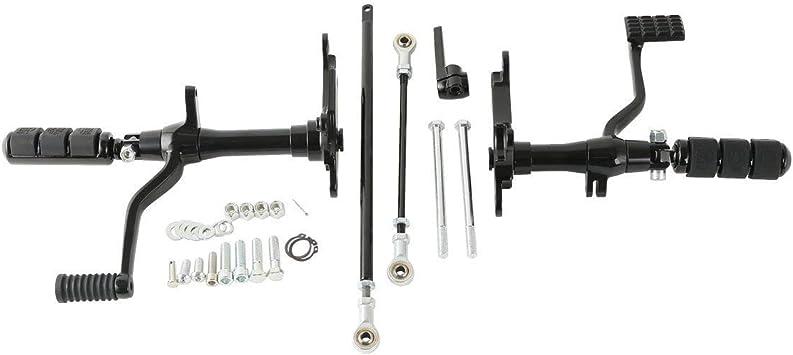 Forward Controls Control Kit Footpegs For Harley Davidson Sportster XL883 883R//N