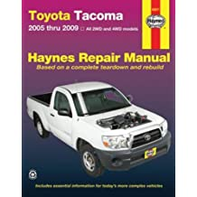 Toyota Tacoma 2005-2009 (Haynes Repair Manual)