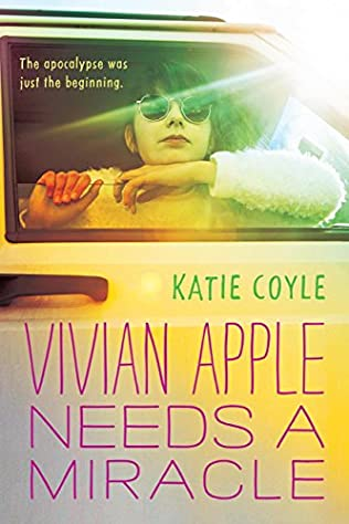 book cover of Vivian Apple Needs a Miracle