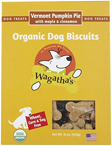 Wagatha's Vermont Pumpkin Pie Biscuits - 16oz