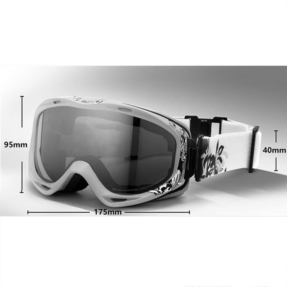 Feng Xu Ski Goggles - - - Space PC, können Sie Gläser bringen, Ski Bergsteigen Erwachsene zylindrische Bilayer Film Antifogging Gläser (7 Farben optional) Skibrille (Farbe   Blau Frame with Blau Film) B07NTL64Z9 Skibrillen Online-Exportgeschäft c73d6d