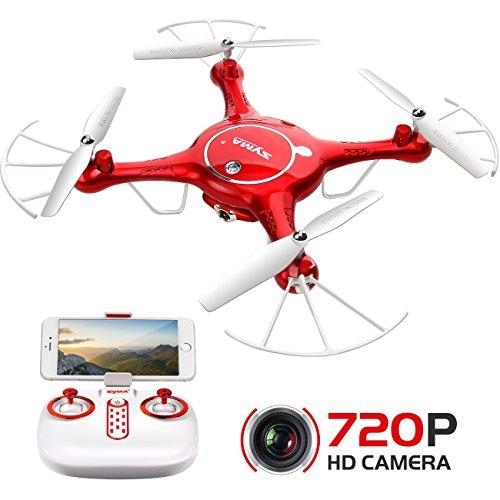 SYMA RC Quadcopter Drone with Camera