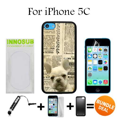 5c phone cases french bulldog - 4