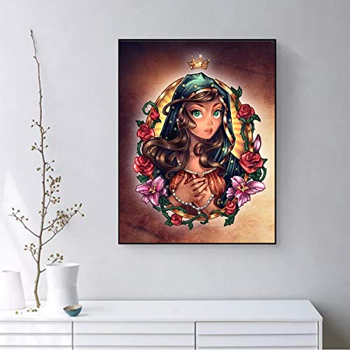 NEILDEN Diamond Art,DIY 5D Diamond Painting Kits for Adults with Full Round Drill,Perfect for Gifts and Home Wall Decor 12