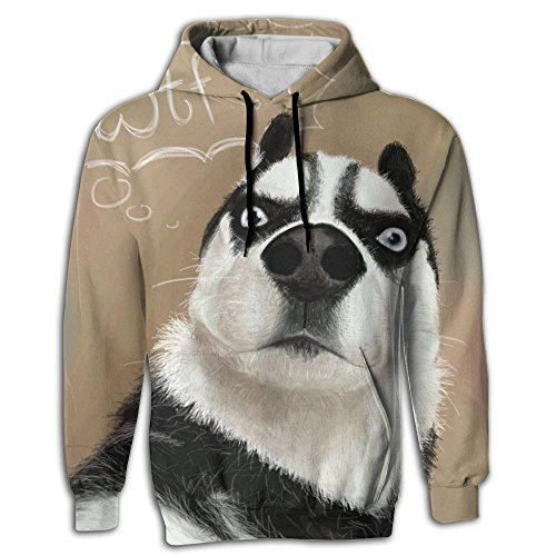 PINPINTA 3D Christmas Printed Cute Print Hoodie Sweatshirts Tops Pullover Husky WTF What The Fuck Long Sleeve Sweatshirts For Son S-2XL Wtf Christmas Ornaments