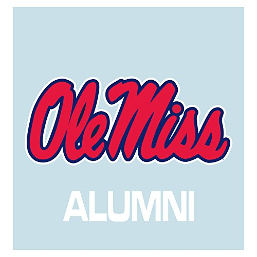 Mississippi Decal OLE MISS ALUMNI DECAL - Alumni Miss Ole
