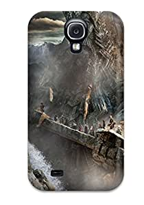 Durable Protector Case Cover With The Hobbit Desolation Of Smaug Scenerys People Movie Hot Design For Galaxy S4
