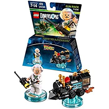 Amazon Com Lego The Delorean Time Machine Building Set