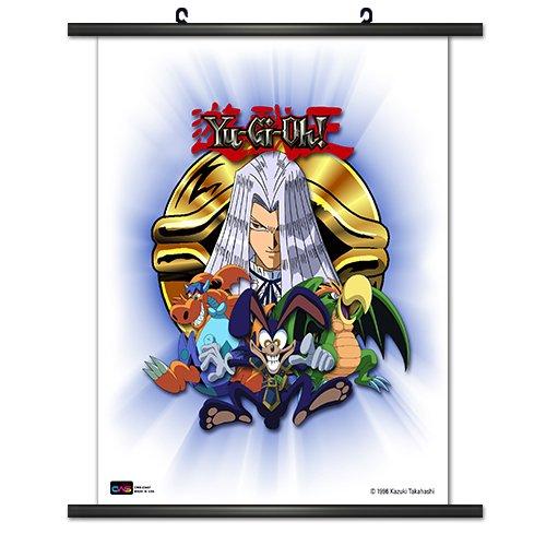 CWSメディアグループ公式ライセンス遊☆戯☆王ペガサスウォールスクロールポスター32 x 40インチ B06X6FRDCX
