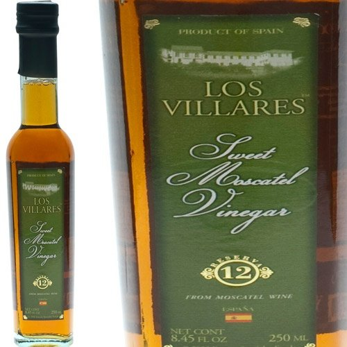 Moscatel Sweet White Vinegar 12 Year Reserve - 8.45 Ounces