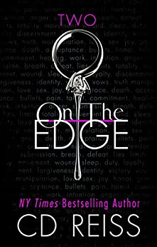 On the Edge: (The Edge Book 2) by [Reiss, CD]