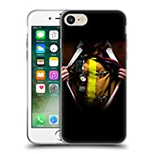 Official Jason Bullard Answering The Call Firefighter Soft Gel Case for Apple iPhone 5 / 5s / SE