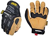 Mechanix Wear - Material4X M-Pact Work Gloves (Medium, Brown/Black)