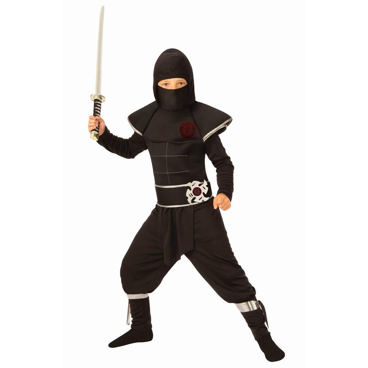 Amazon.com: Ninja Assassin Boys Costume: Clothing