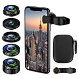 Best Smartphone Camera Lenses - Cell Phone Camera Lens Kit, 5 in 1 Review