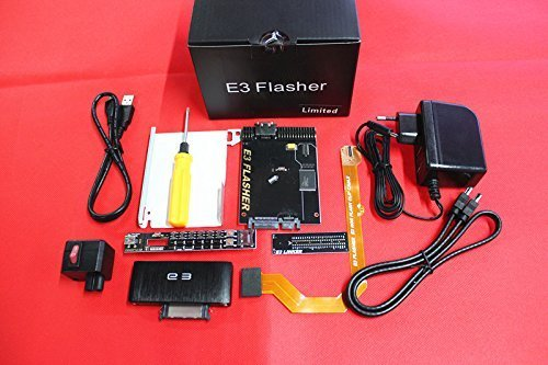E3 flasher limited edition for downgrading ps3 | clickbd.