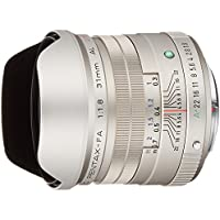 PENTAX wide angle lens FA31mm F1.8AL Limited silver FA31F1.8S(Japan Import-No Warranty)